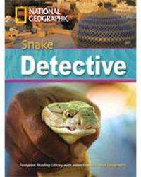 Snake Detective: 2600 Headwords by National Geographic image