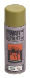 Flames of War: Paint Spray Can - Panther Yellow (400ml)