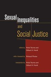 Sexual Inequalities and Social Justice image