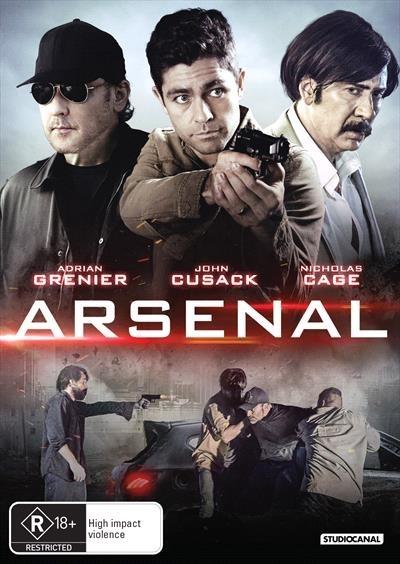 Arsenal on DVD