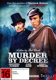 Murder By Decree on DVD