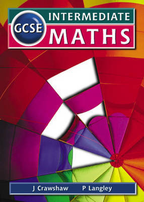 GCSE Intermediate Maths by Paul Langley image