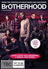 Brotherhood on Blu-ray