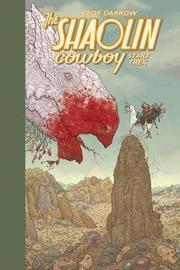 Shaolin Cowboy Start Trek by Geof Darrow