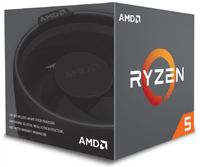 AMD Ryzen 5 2600X 6-Core CPU