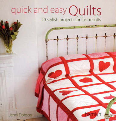 Quick and Easy Quilts by Jenni Dobson image