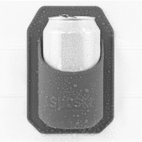 Sudski Shower Beer Holder | Grey