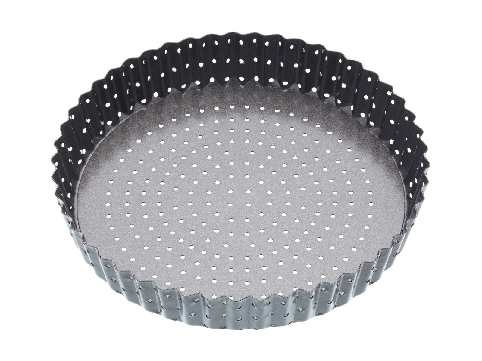 MasterClass: Crusty Bake Loose Base Round Flan/Quiche Pan (25cm) image