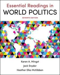 Essential Readings in World Politics by Heather Elko McKibben