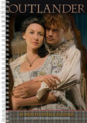 Outlander 18-Month Weekly Planner by Starz image