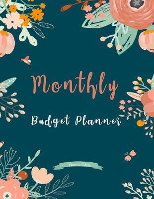 Monthly Budget Planner by Paper Kate Publishing