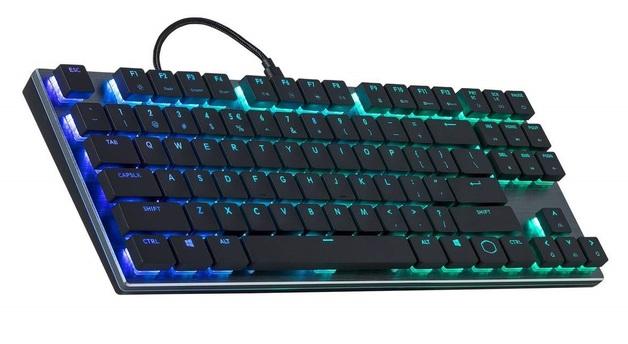 Cooler Master SK630 TKL Mechanical Gaming Keyboard for PC