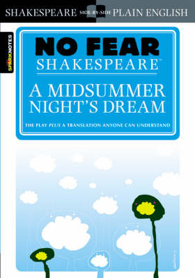 A Midsummer Night's Dream (No Fear Shakespeare) by Sparknotes image