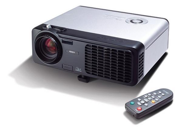 Acer Projector DLP XGA 2300 LMNS 2000:1 Contrast PD523 image