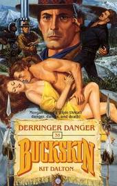 Derringer Danger by Kit Dalton image