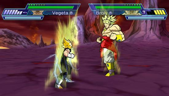 Dragon Ball Z: Shin Budokai 2 - Another Road for PSP image