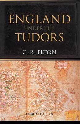 England Under the Tudors by G.R. Elton image