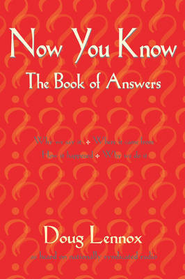Now You Know by Doug Lennox image