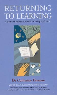 Returning To Learning, 2nd Edition by Catherine Dawson image