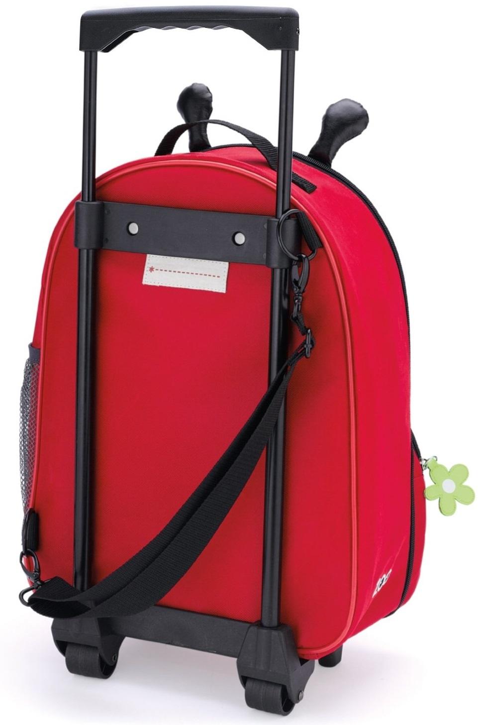Skip Hop: Zoo Luggage - Ladybug image