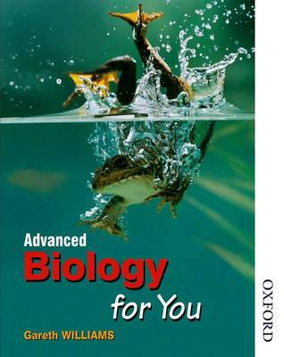 Advanced Biology for You by Gareth Williams image