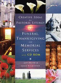 Funerals, Thanksgiving and Memorial Services: 1 by Jan Brind image