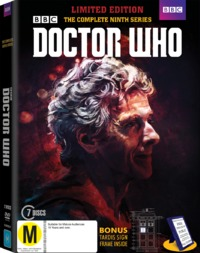 Doctor Who: The Complete Ninth Season - Limited Edition on Blu-ray