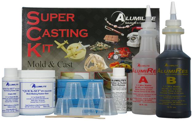 Alumilite Super Casting Kit