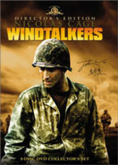 Windtalkers - Extended Edition on DVD