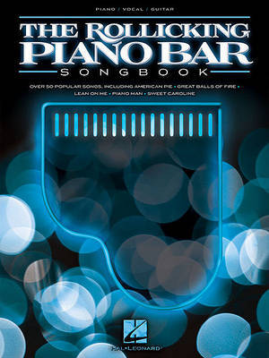 The Rollicking Piano Bar Songbook image