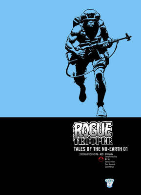 Rogue Trooper: v. 1 by Gerry Finley-Day image
