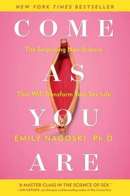 Come as You Are by Emily Nagoski image