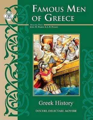 Famous Men of Greece by John , H. Haaren image