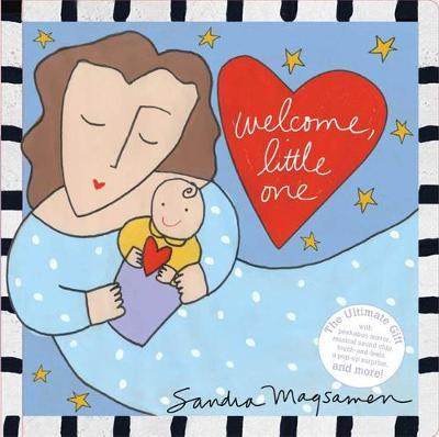 Welcome, Little One by Sandra Magsamen image