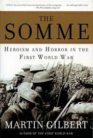 The Somme by Martin Gilbert