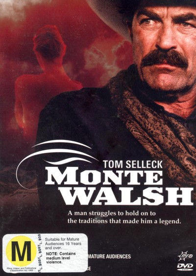 Monte Walsh on DVD image
