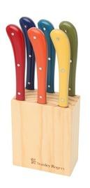 Stanley Rogers Pistol Grip Steak Knife Set of 6