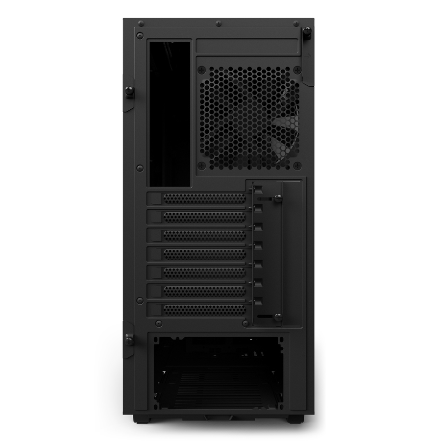NZXT H500 - Tempered Glass Matte Black image