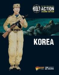 Bolt Action: Korea by Warlord Games