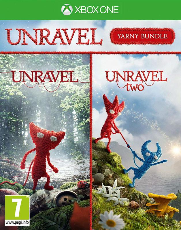 Unravel Yarney Bundle for Xbox One