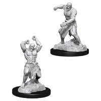 D&D Nolzurs Marvelous: Unpainted Miniatures - Flesh Golem