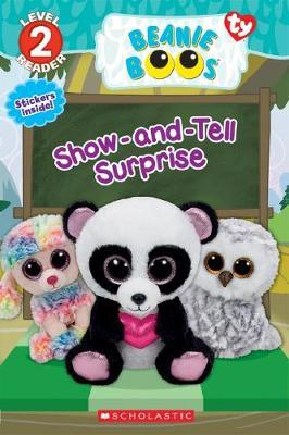 Beanie Boos: Show-and-Tell Surprise by Jenne Simon