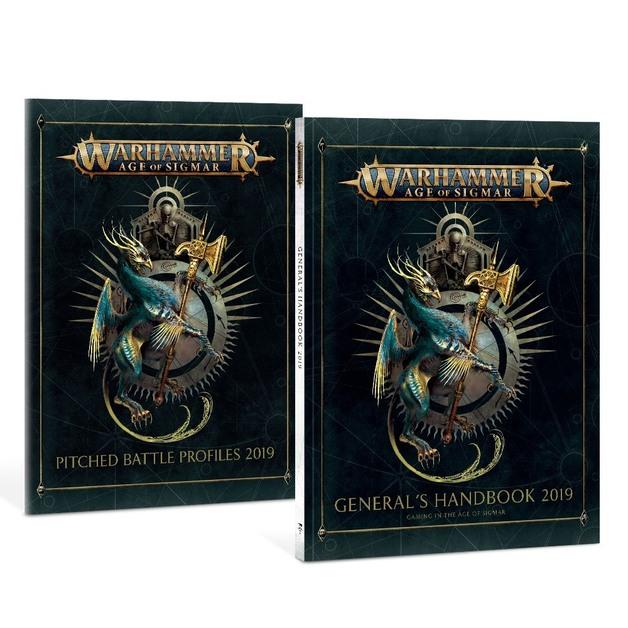 Warhammer Age of Sigmar: General's Handbook (2019)