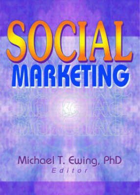Social Marketing by Michael T. Ewing image