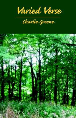 Varied Verse by Charlie Greene image