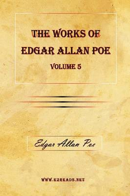 The Works of Edgar Allan Poe Vol. 5 by Edgar Allan Poe image