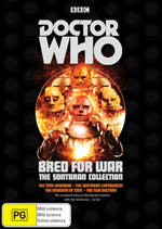 Doctor Who (1973 - 1985) - Bred For War: The Sontaran Collection (6 Disc Box Set) on DVD
