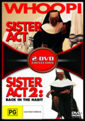 Sister Act / Sister Act 2 - 2-DVD Collection (2 Disc Set) on DVD