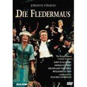 Royal Opera The: Die Fledermaus on DVD