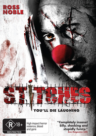 Stitches on DVD